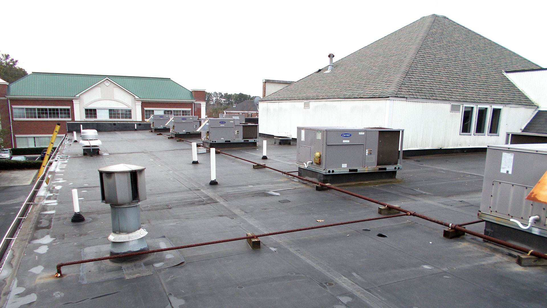 Georgia Commercial Roofing